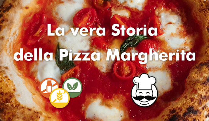 La vera Storia della Pizza Margherita